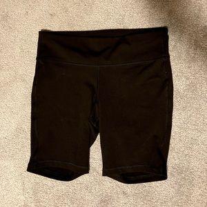 Old Navy Black Active Bike Shorts